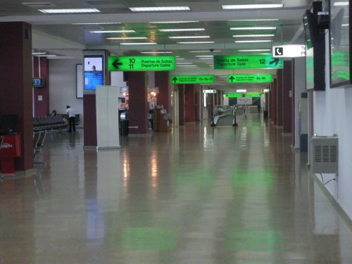 The El Salvador Airport